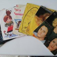 Discos de vinilo: VARIOS VINILOS 50, 60,70 AÑOS. Lote 151431098