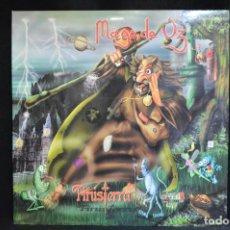 Discos de vinilo: MAGO DE OZ - FINISTERRA - 2 LP. Lote 151438790