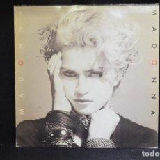 Discos de vinilo: MADONNA - MADONNA - LP (ALBUN DEBUT DE MADONNA). Lote 151440306