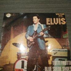 Discos de vinilo: ELVIS TUTTI FRUTTI EDICIÓN FRANCESA. Lote 151442114