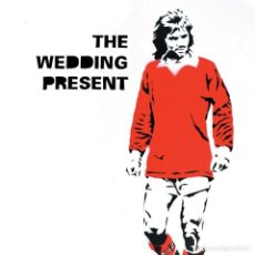 Discos de vinilo: LP THE WEDDING PRESENT GEORGE BEST 30 ANNIVERSARY VINILO ROJO. Lote 151444338