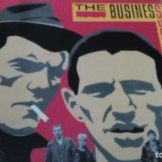 Discos de vinilo: THE BUSINES SUBURBAN REBELS LP GATEFOLD. Lote 151445334