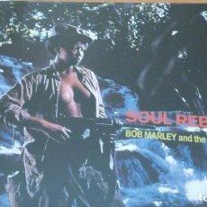 Discos de vinilo: BOB MARLEY AND THE WAILERS SOUL REBELS LP. Lote 151445658