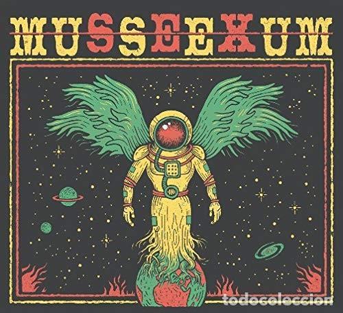 LP SEX MUSEUM MUSSEEXUM VINILO (Música - Discos - LP Vinilo - Grupos Españoles de los 70 y 80)