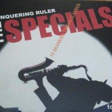 Discos de vinilo: THE SPECIALS CONQUERING RULER LP. Lote 151446694