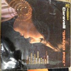 Discos de vinilo: CARAVELLI - GRAND PRIX. Lote 151447577