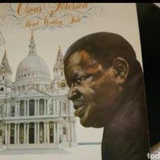 Discos de vinilo: LP JAZZ: ÓSCAR PETERSON. A ROYAL WEDDING SUITE. Lote 151448012