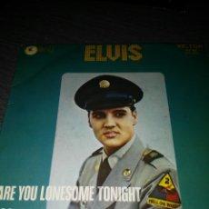 Discos de vinilo: ELVIS EDICIÓN FRANCESA. Lote 151448078