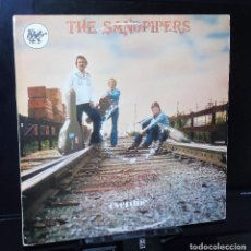 Discos de vinilo: THE SANDPIPERS -- ( OVERDUE ) --HANG ON SLOOPY & THE LAST TIME & MOONLIGHT + 10 NEAR MINT ( NM OR M-. Lote 151450506
