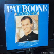 Discos de vinilo: PAT BOONE GOLDEN HITS -- DON´T FORBID ME & REMEMBER YOU´RE MINE + 9 ---- NEAR MINT ( NM OR M- ). Lote 151451462