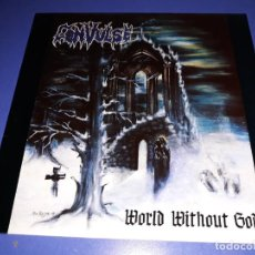 Discos de vinilo: CONVULSE / WORLD WITHOUT GOD / THRASH RECORDS 1991. Lote 151451950