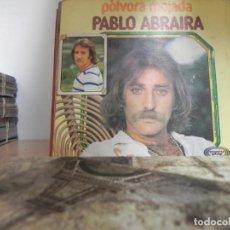Discos de vinilo: PABLO ABRAIRA - POLVORA MOJADA ..SINGLE (VER FOTO VER ESTADO FUNDA O CARATULA). Lote 151452090