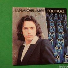 Discos de vinilo: SINGLE. JEAN MICHEL JARRE. EQUINOXE. 1979. MADE IN FRANCE. Lote 151453282