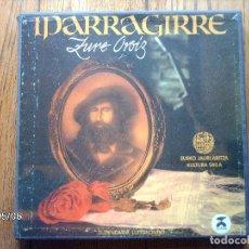 Discos de vinilo: IPARRAGIRRE - ZURE OROIZ . Lote 151454642