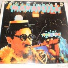 Discos de vinilo: LP ORQUESTA MARAVELLA. VERBENA. PICAP 1992 SPAIN (DISCO PROBADO Y BIEN, SEMINUEVO). Lote 151455478