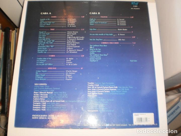 Discos de vinilo: lp orquesta maravella. verbena. picap 1992 spain (disco probado y bien, seminuevo) - Foto 2 - 151455478
