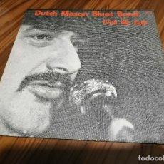 Discos de vinilo: DUTCH MASON BLUES BAND. WISH ME LUCK. VINILO Y CARPETA EN BUEN ESTADO. . Lote 151458370
