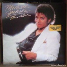 Discos de vinilo: MICHAEL JACKSON - THILLER (1982) EDICIÓN HOLANDA LP VINILO. Lote 151459526