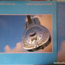 Discos de vinilo: DIRE STRAITS - BROTHERS IN ARMS (1985) EDICIÓN HOLANDA . Lote 151459666