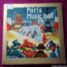 Discos de vinilo: LP VINILO PARIS MUSIC HALL BELTER ORQUESTA DE CONCIERTOS LAMOUREUX. Lote 151463133