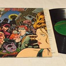 Discos de vinilo: IGGY POP - BRICK BY BRICK LP, 1990, ESPAÑA. Lote 151463949