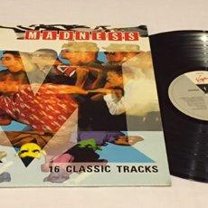 Discos de vinilo: MADNESS - IT'S... MADNESS LP, RECOPILATORIO, 1990, REINO UNIDO. RARO!!! OPORTUNIDAD!!!. Lote 151464016