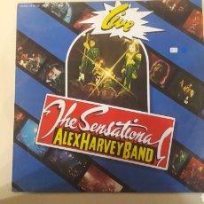 Discos de vinilo: THE SENSATIONAL ALEX HARVEY BAND. Lote 151470585