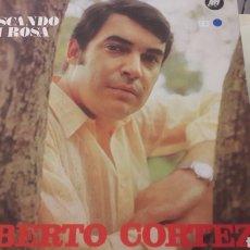Discos de vinilo: ALBERTO CORTEZ BUSCANDO MI ROSA INDUSTRIA ARGENTINA. Lote 151471149