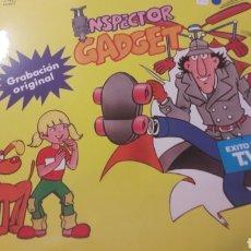 Discos de vinilo: 8NSPECTOR GADGET LP HORUS 1986. Lote 151471249