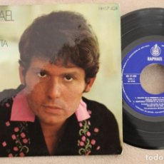 Discos de vinilo: RAPHAEL BALADA DE LA TROMPETA SINGLE EP VINYL MADE IN SPAIN 1969. Lote 151482238