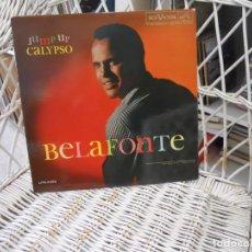 Discos de vinilo: HARRY BELAFONTE – JUMP UP CALYPSO .LP ORIGINAL USA 1961.SELLO RCA.CALYPSO. Lote 151483742