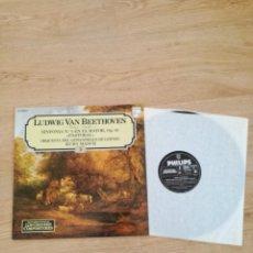 Discos de vinilo: SINFONÍA NÚMERO 6 PASTORAL, DE BEETHOVEN. Lote 151487666