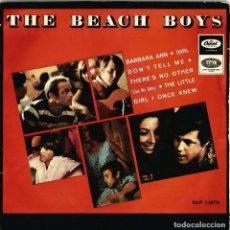 Discos de vinilo: EP DE THE BEACH BOYS. Lote 151493586