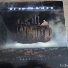 Discos de vinilo: THRESHOLD, HYPOTHETICAL. DOBLE LP PORTADA DESPLEGABLE, 2014. Lote 151495606