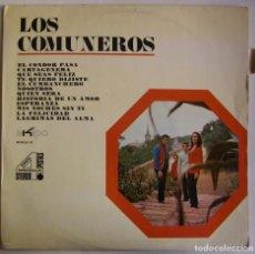 Discos de vinilo: LOS COMUNEROS-LOS COMUNEROS, EKIPO 66.8030-VS. Lote 151497570