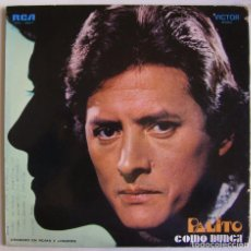 Discos de vinilo: PALITO ORTEGA-PALITO COMO NUNCA, RCA VICTOR AVL-3927 , ARGENTINA. Lote 151498234