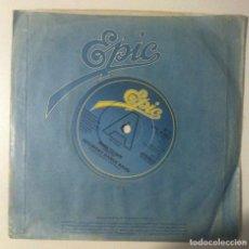 Discos de vinilo: GOOMBAY DANCE BAND - BORN TO WIN / TAKE ME DOWN - SINGLE UK PROMOCIONAL 1982 - EPIC. Lote 151507890