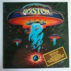 Discos de vinilo: BOSTON - BOSTON - PRIMERA EDICIÓN ESPAÑOLA 1976. Lote 151509582