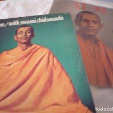 Discos de vinilo: MEDITATION--AUM( SON 2 LPS). Lote 151509750