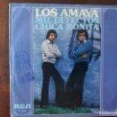Discos de vinilo: LOS AMAYA – MIL DEFECTOS / CHICA BONITA SELLO: RCA VICTOR – PB-7664 FORMATO: VINYL, 7 , SINGLE, 45. Lote 151513182
