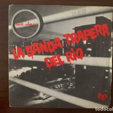 Discos de vinilo: LA BANDA TRAPERA DEL RIO ?– LA REGLA SELLO: BP (2) ?– 06-140 FORMATO: VINYL, 7 , SINGLE, 45 RPM . Lote 151514494