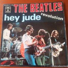 Discos de vinilo: BEATLES HEY JUDE 1968. Lote 151479337