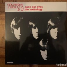 Discos de vinilo: NAZZ – OPEN OUR EYES: THE ANTHOLOGY SELLO: EARMARK – 42014 FORMATO: 3 × VINYL, LP, COMPILATION . Lote 151521666