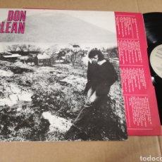 Discos de vinilo: DON MCLEAN. Lote 151528542
