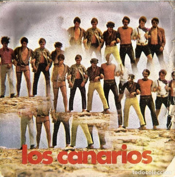 CANARIOS-PEPPERMINT FRAPPÉ (Música - Discos - Singles Vinilo - Grupos Españoles 50 y 60)