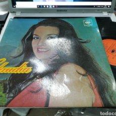 Discos de vinilo: CLAUDIA DE COLOMBIA LP QUISIERA TENERTE 1973 CARPETA DOBLE. Lote 151533318