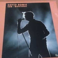 Discos de vinilo: DAVID BOWIE LOW MONTREUX LP. Lote 151534806