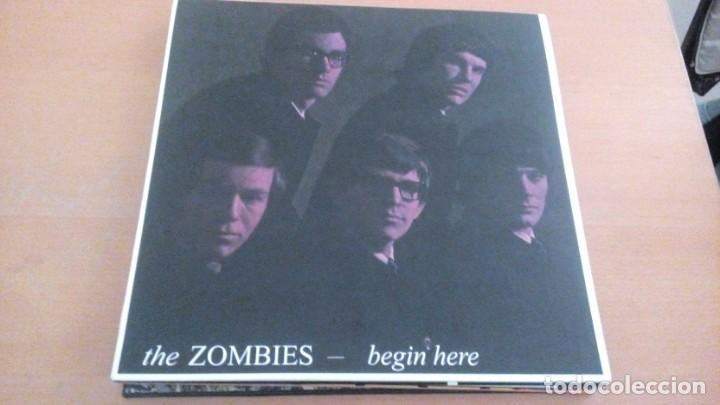 The Zombies Begin Here Lp Sold At Auction 151534914