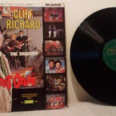 Discos de vinilo: CLIFF RICHARD, THE SHADOWS - THE YOUNG ONES. Lote 151540478