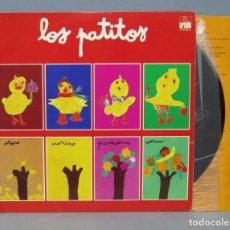 Discos de vinilo: LP. LOS PATITOS. Lote 151541910